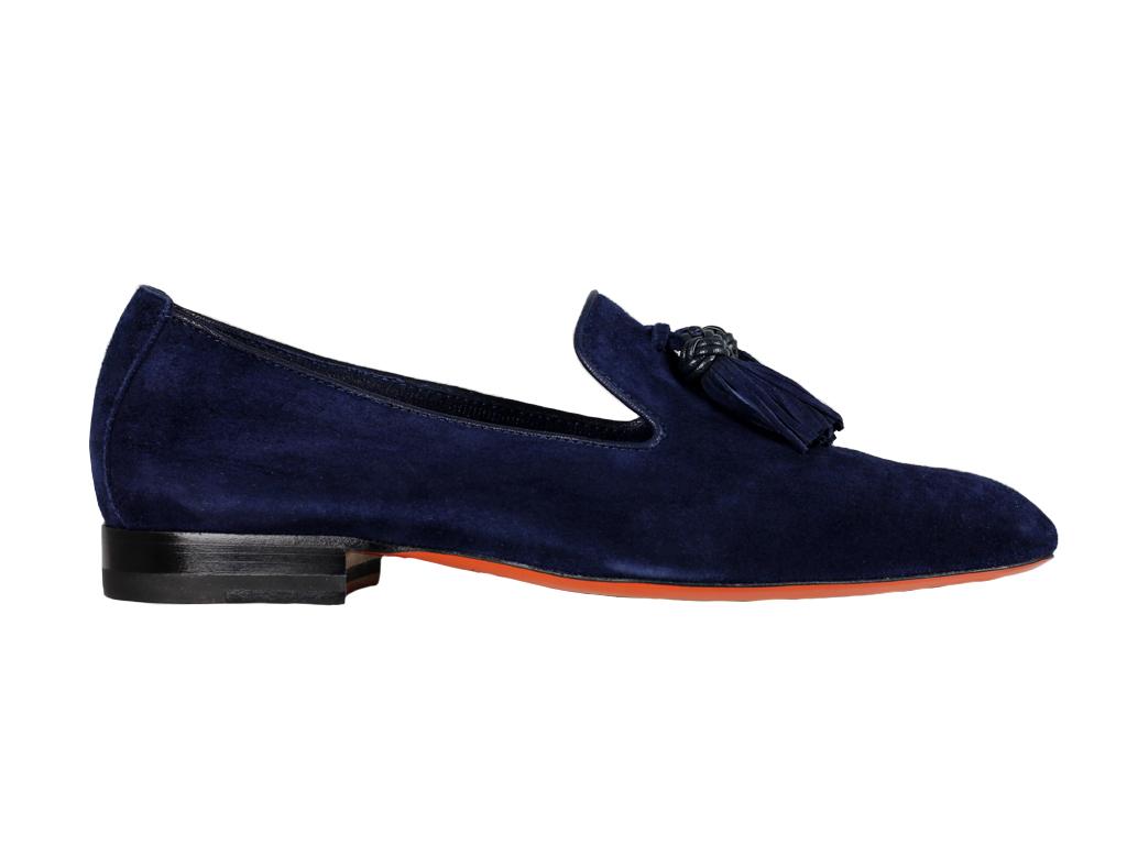 new styles 68c90 8f1a0 Pantofola Santoni Donna